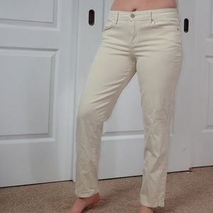 Calvin Klein Jeans Cropped Skinny